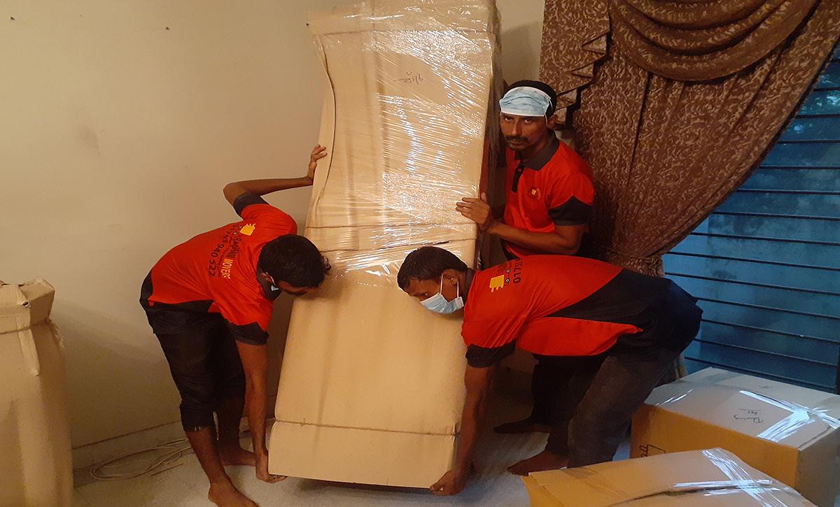 Furniture Shifting Service