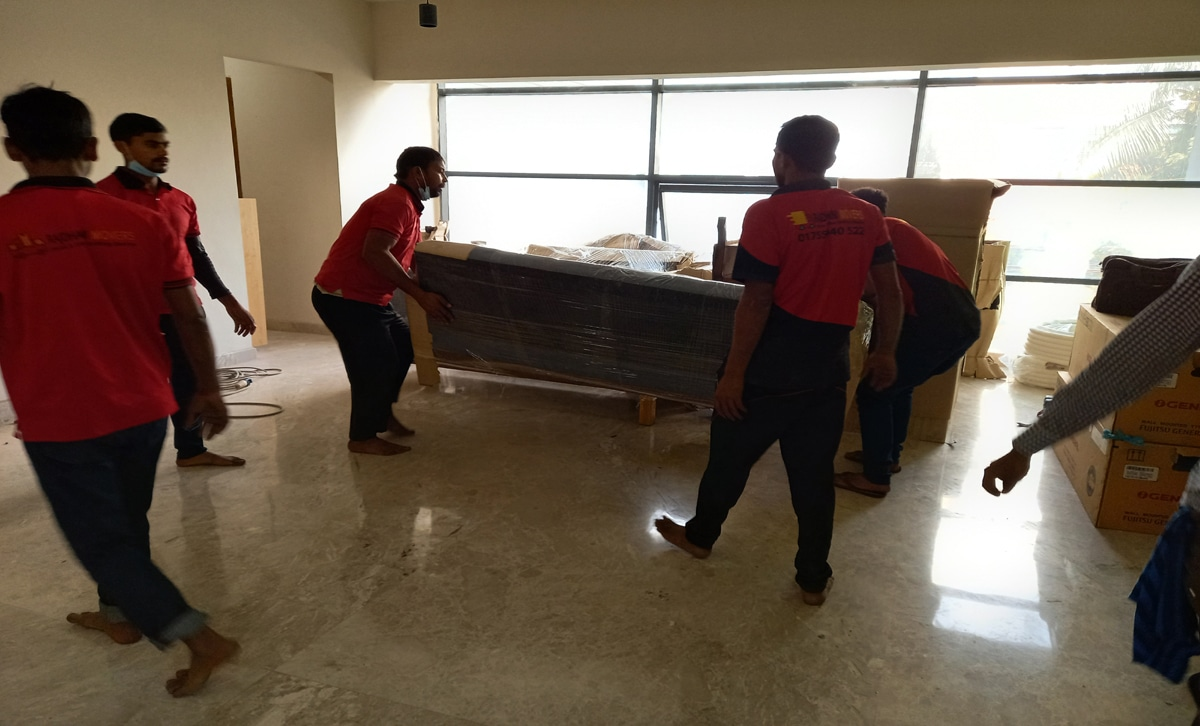 Professional Mover in dhaka