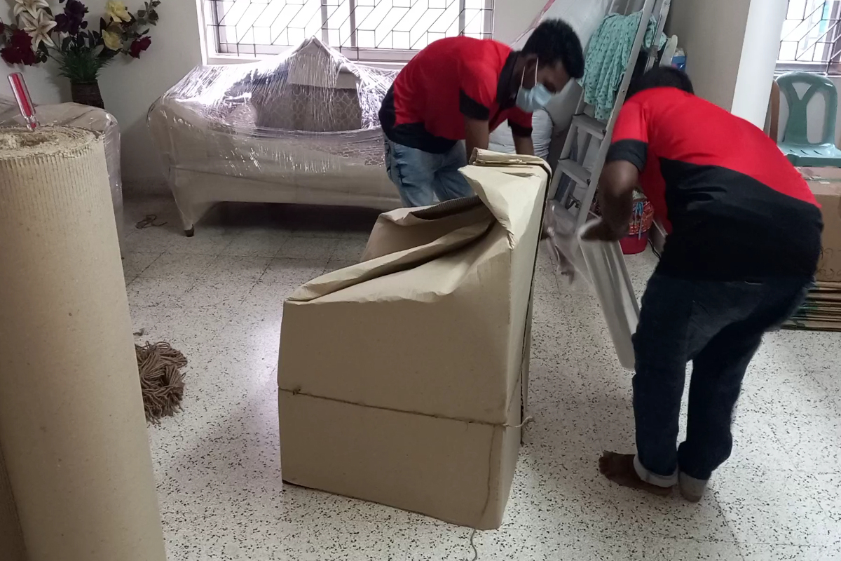 House Shifting service in banani dhaka